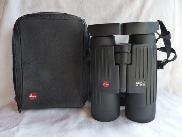 Leica Geovid 7x42 Fernglas Entfernungsmesser : Fernglas leica trinovid 12x50 ba mit tasche sehr guter zustand ! in