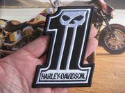 Neu Aufnäher Patch Harley Davidson