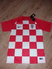 Herren Fußball-Trikot Kroatien