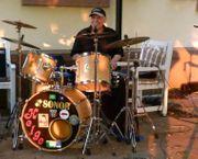 Versierter Drummer Funk Soul Blues