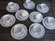 9 Kaffeegedecke von
