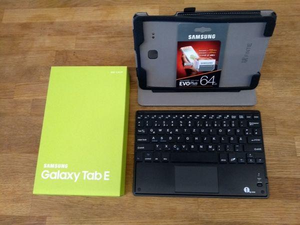 Neues Samsung Tab E inkl