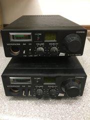 CB Funkgeräte mit Micro Antenne
