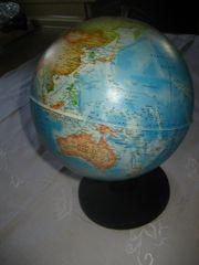 Kleiner Globus für Kinder Maßstab
