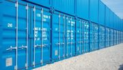 Lager-Garage-Container -