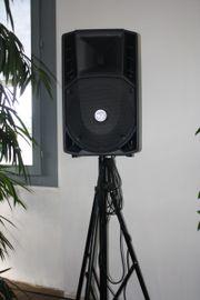 DJ RCF Komplettanlage