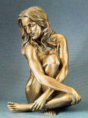 Schönes Bild von Dir - Skulpturen -