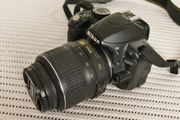 Nikon Spiegelreflexkamera D3100