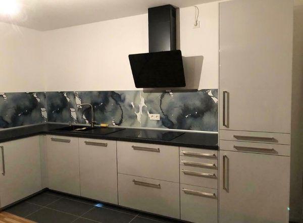 Reserviert neue hochwertige ikea küche mit geräten in troisdorf