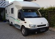 Wohnmobil Ford Chausson