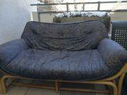 Couch + Stuhl für