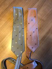 Zwei Krawatten Galerie Lafayette