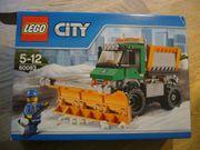 Lego city Schneepflug