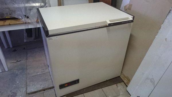 Aeg Santo Unterbau Kühlschrank : Aeg arctis jumbo gefriertruhe in hattingen kühl und