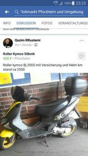 Kymco Roller 50
