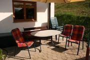 Gartenstühle - Gartentisch