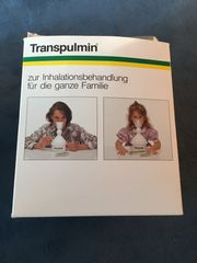 Transpulmin Inhalator ovp