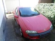 Opel Tigra 106PS fast YOUNGTIMER