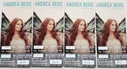 Andrea Berg Tickets Kleinaspach Rosenmontag