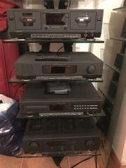 Stereoanlage zu verschenken