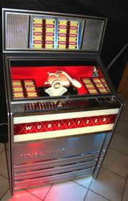 Wunderschöne alte Wurlitzer Musikbox Jukebox