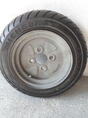 Michelin Anhängerrad