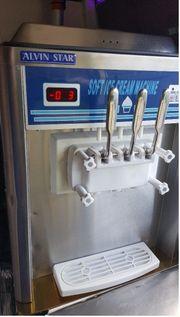 Eismaschine Eis Alvin Star Typ