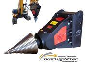 Kegelspalter Black Splitter S2X Holzspalter