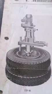 Bremsbacken- und Bremstrommel-