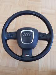 Audi S-line Lenkrad