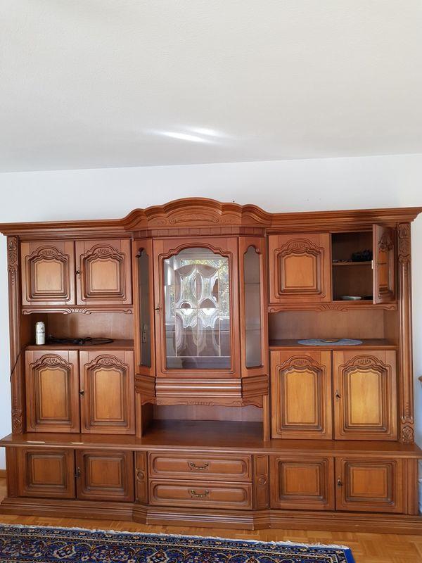 94 wohnzimmerschrank landhausstil gebraucht vorhange for Wohnzimmermobel massiv