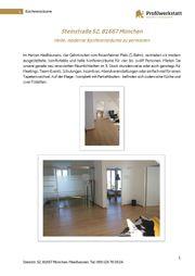 Seminar- und Meeting Räume im