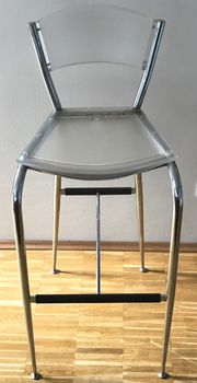 2 Barstühle Sitzhöhe 80 cm