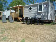 Ferienhaus 4*Camping