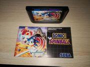 Sega Mega Drive Spiel Sonic