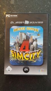 PC Game Sim City 4