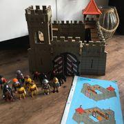 Ritterburg von Playmobil