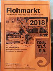 Flohmarkt eidelstedter marktplatz