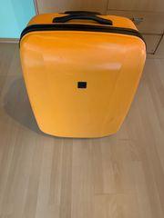 Titan Koffer Orange
