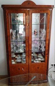Italienische Möbel Vitrine Sidebouard