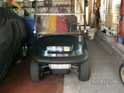 Golf Club Car 2 Sitzer