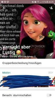 Whatsapp Gruppe sucht Mitglieder