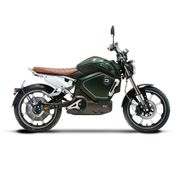 Super Soco TC grün - schnittiges