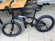 BMX Rad von