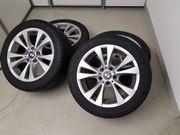 BMW 5er Winterkompleträder 17 mit