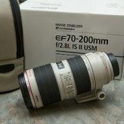 Canon 70-200 mm 2 8