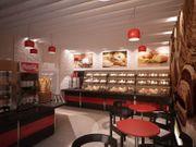 Neue Selbstbedienung - Bäckerei SB-Einrichtung Möbel