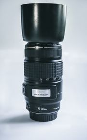 Canon EF 75 - 300mm 1