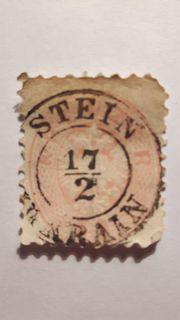 Briefmarke Kaisertum