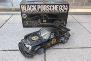 Tamiya original Black Porsche 934